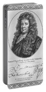 Samuel Pepys (1633-1703) Portable Battery Charger