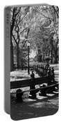 Scenes From Central Park Portable Battery Charger