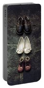 Shoes Portable Battery Charger