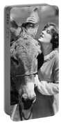 Silent Film Still: Animal Portable Battery Charger