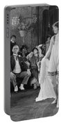 Silent Film Still: Fashion Portable Battery Charger