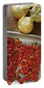 Spicy Still Life Portable Battery Charger
