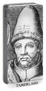 Tamerlane (1336?-1405) Portable Battery Charger