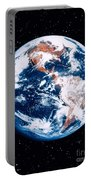 The Earth Portable Battery Charger by Stocktrek Images