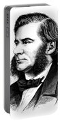 Thomas Huxley, English Biologist Portable Battery Charger