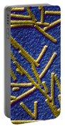 Tobacco Mosaic Virus Portable Battery Charger