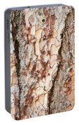 Tree Bark Portable Battery Charger