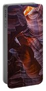Upper Antelope Canyon, Arizona Portable Battery Charger