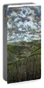 Vail Vista Portable Battery Charger by Madeline Ellis