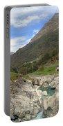 Valle Verzasca - Ticino Portable Battery Charger