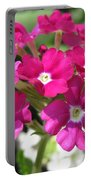 Verbena From The Ideal Florist Mix Portable Battery Charger