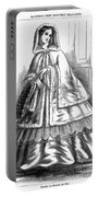 Womens Fashion. C1850s Portable Battery Charger