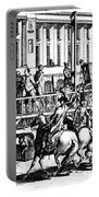 Louis Xvi (1754-1793) Portable Battery Charger