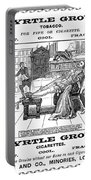 Sir Walter Raleigh Portable Battery Charger