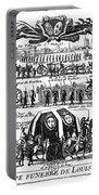 Louis Xiv (1638-1715) Portable Battery Charger