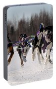 2011 Limited North American Sled Dog Race Portable Battery Charger