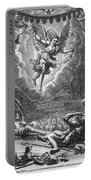 Annunciation To Shepherds Portable Battery Charger