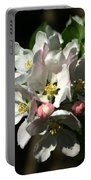 Apple Blossom Portable Battery Charger