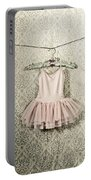 Ballet Dress Portable Battery Charger by Joana Kruse