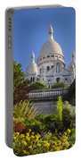 Basilique Du Sacre Coeur Portable Battery Charger