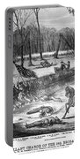 Battle Of Shiloh, 1862 Portable Battery Charger