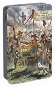 Boston: Stamp Act Riot, 1765 Portable Battery Charger