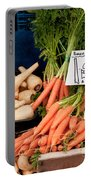 Carrots Portable Battery Charger