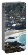 Cornish Seascape St Agnes  Portable Battery Charger