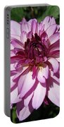 Dahlia Named Lauren Michelle Portable Battery Charger