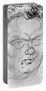 Dylan Thomas (1914-1953) Portable Battery Charger