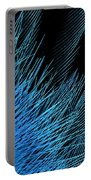Eastern Bluebird Feathers Portable Battery Charger
