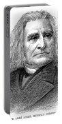 Franz Liszt (1811-1886) Portable Battery Charger