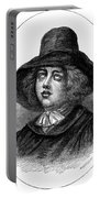 George Fox (1624-1691) Portable Battery Charger