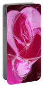 3 Hearts Portable Battery Charger