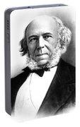 Herbert Spencer, English Polymath Portable Battery Charger