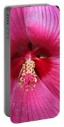 Hibiscus Named Luna Rose Portable Battery Charger