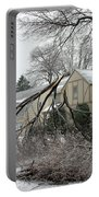 Ice Storm Portable Battery Charger