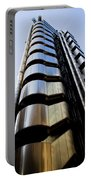 Lloyds Building Central London  Portable Battery Charger