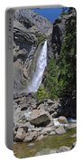 Lower Yosemite Falls Portable Battery Charger