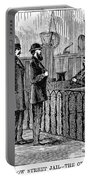 Ludlow Street Jail, 1868 Portable Battery Charger