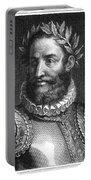 Luiz Vaz De Camoes (1524-1580) Portable Battery Charger