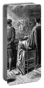 Pilgrims: Thanksgiving, 1621 Portable Battery Charger