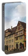 Rothenburg Medieval Old Town  Portable Battery Charger