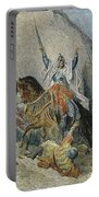 Saladin (1138-1193) Portable Battery Charger