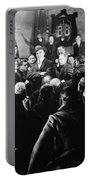 Silent Still: Group Of Men Portable Battery Charger