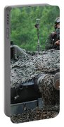 The Leopard 1a5 Main Battle Tank Portable Battery Charger