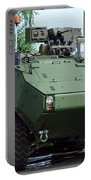 The Piranha IIic Of The Belgian Army Portable Battery Charger
