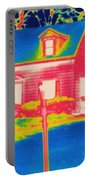 Thermogram Of A House Portable Battery Charger