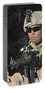 U.s. Marine Provides Security Portable Battery Charger
