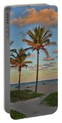 39- Evening In Paradise Portable Battery Charger